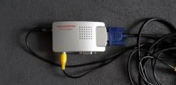 Conversor PC - TV - vendo / troco