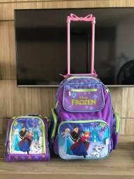 Bolsa escolar Frozen