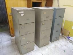 Armário para arquivo suspenso