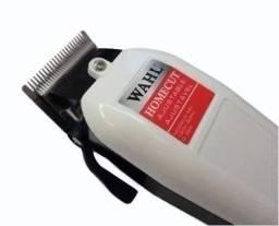 Máquina De Cortar Cabelo Whal c/Kit 18 Peça lacrada