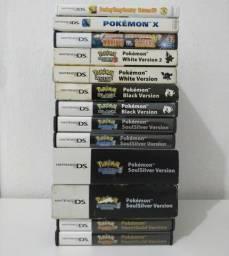 Jogos Originais de DS e 3DS (valores na descrição)