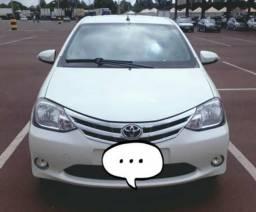 Toyota Etios SD Platinum - 2014