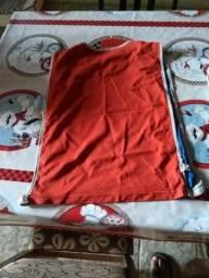 Jogo de camisas com calções + coletes