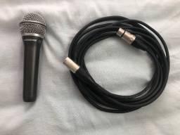 Microfone Dinâmico Profissional Samson Q7
