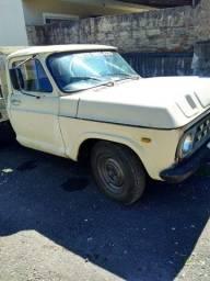 Vendo Caminhonete Chevrolet C10 Ano 73