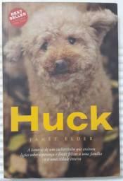 """Livro """"Huck"""""""