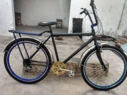 Vendo uma bicicleta no valor de 550