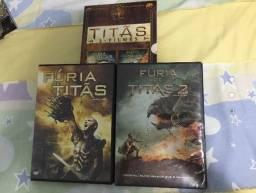 Fúria De Titãs (2 Dvds)