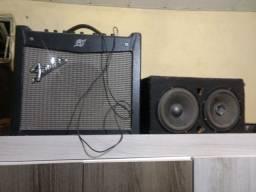 Vende caixa acústica