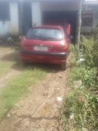 Veículo Peugeot.
