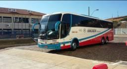 Ônibus Executivo G6 50 lugares