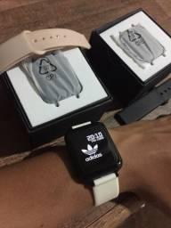 Smartwatch Adidas and Nike