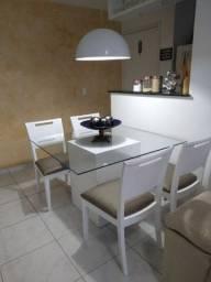 Conjunto mesa jantar+ cadeiras