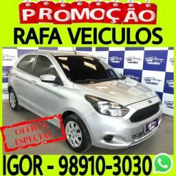 Ford Ka SE 1.0 Flex 2017 entrada a partir de mil reais! Falar com Igor gfc