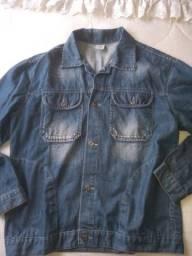 Jaqueta Jeans masculina M