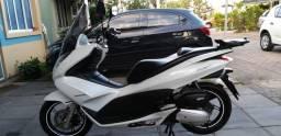 Moto Honda PCX150 Top Câmbio automático CVT