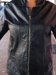 Jaqueta em couro, masculino