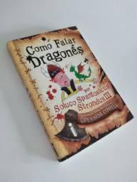 Livro como falar Dragonês