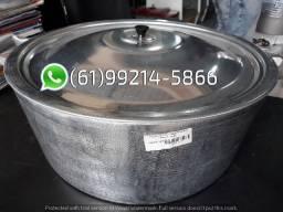 Panela Grosso Batido N. 50 Alumínio