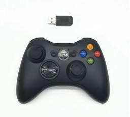 (NOVO)Controle Xbox 360 / Pc Ps3 Android com Fio