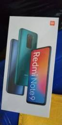 Celular Xiaomi Redmi Note9 128 GB 4GB RAM Lacrado Pronta Entrega Promoção