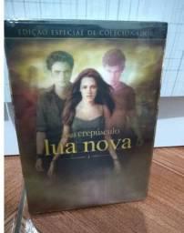 Dvd duplo a saga crepúsculo lua nova