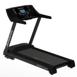 Esteira Athletic 3.0ti profissional - 150kg - 25km/h- pronta entrega - nova