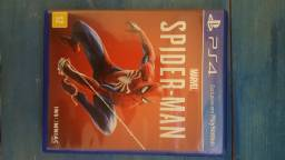 Jogo ps4 Spideman - Homem Aranha