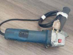 Esmerilhadeira Bosch GWS 7-115 - Usada