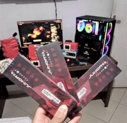 Memória Ram Juhor 8GB 16GB Ddr4 3000mhz Nova/lacrada!!