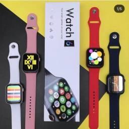 SmartWatch Iwo 13 X16 Max IP68 Original Fazligação/Notificações/Siri/ModoSaúde