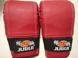 Luva Bate Saco Semi Nova Boxe Kick Boxe e outros