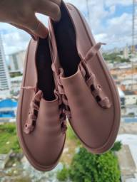 Sapato melissa rosa