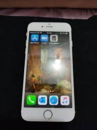 Iphone 6S com display quebrado e bateria trocada