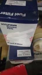 Filtro combustível hyundai excel