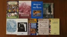 Livros usados em excelente estado de conservação