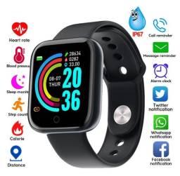 Y68 D20 Smartwatch Relógio Inteligente