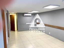 Título do anúncio: Grupo de 5 salas à venda, Centro - Rio de Janeiro/RJ