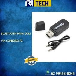 Receptor Bluetooth Receiver Usb P2