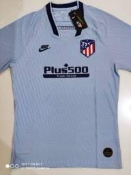 Camisa Atlético de Madrid Third - Jogador - Nike 19/20 - Tamanho: G