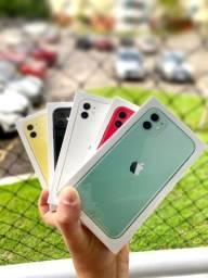 iPhone 11 64gb e 128gb (Lacrados)