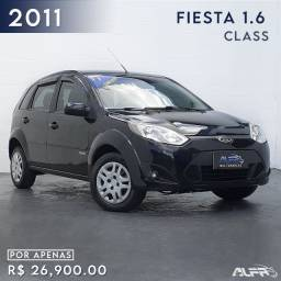 Ford - Fiesta 1.6 Class hatch / 2011 Completo Impecável