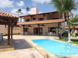 Título do anúncio: Casa com 5 dormitórios para alugar, 800 m² por R$ 550,00/dia - Cumbuco - Caucaia/CE