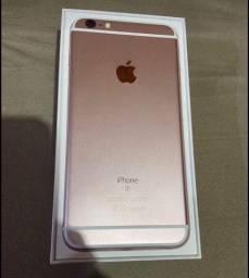 iPhone 6s Plus rose 128 mem
