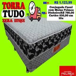 Box Casal de Molas Pelmex
