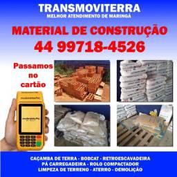 Título do anúncio: Vendo material de construção em pequena e grande quantidade