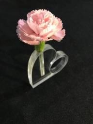 Porta Guardanapo coração Acrílico 10 mm