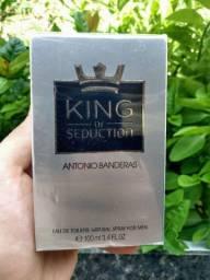 Perfume importado King of Seduction