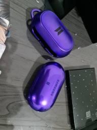 Fones de ouvido da Samsung buds