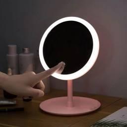 Título do anúncio: Espelho Maquiagem Tela de Toque - 3 Tons de Luz